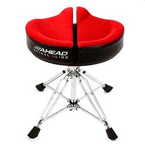 Banco Ahead Spinal Glide SPG-R Formato Selim vermelho