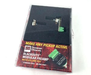 Preamp Seymour Duncan Blackouts Modular Bmp + 1 Pot Volume