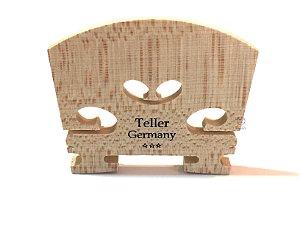 Cavalete violino 4/4 em maple Teller 3 estrelas Alemanha