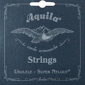 Encordoamento Aquila 106U ukulele tenor hig G Italy original