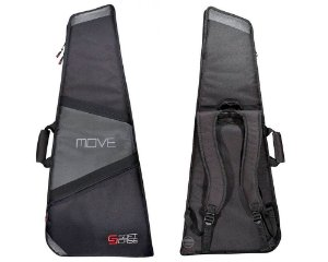 Bag capa soft case guitarra Move reforçado alcochoado