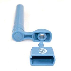 Enrolador cordas pegwinder encordoador colorido Azul CSW