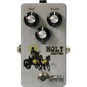 Pedal Overdrive Trefilio Holy Driver