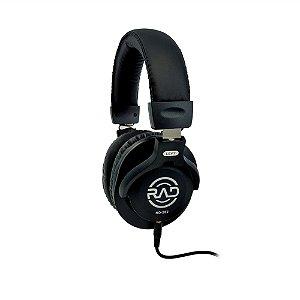 Fone Headset com Microfone RAD RD202 Broadcast Gravação