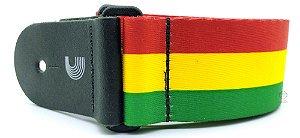 Correia guitarra Reggae Jamaica Planet Waves 50A06 Daddario - MADE IN CANADA