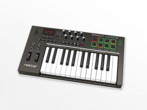 Controlador Nektar Lx25 Impact teclado Garantia 1 ano com NF