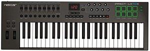 Controlador Nektar Lx49 Impact teclado Garantia 1 ano com NF