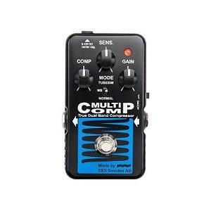 Pedal P/ Baixo Compressor EBS MultiComp Blue Label - 3 tipos