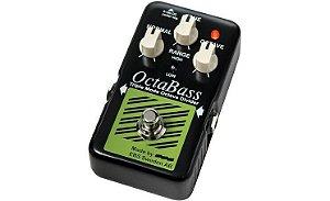 Pedal Octave Ebs Octabass Blue Label Baixo Oitavador OC-BL