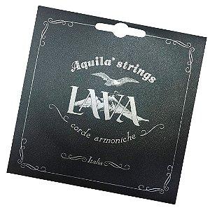 Encordoamento Ukulele Aquila Lava Series Soprano 110U High G