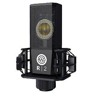 Microfone condensador de estudio profissional R2 RAD