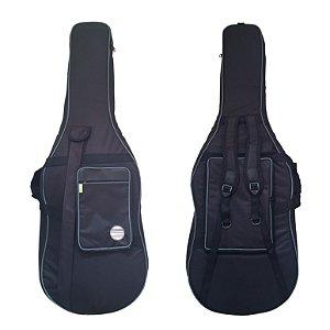 Bag Capa Violoncelo 4/4 reforçado cello CH - Super Luxo