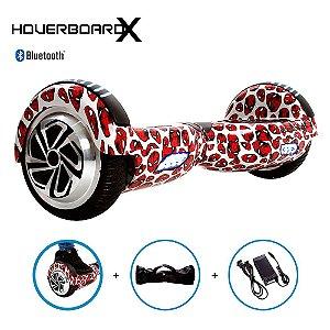 Hoverboard 6,5 Máscara Homem Aranha HoverboardX Bluetooth