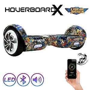 Hoverboard 6,5 Polegadas Batman HoverboardX