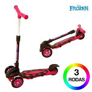 Patinete Infantil de 3 Rodas Frozen DM Radical