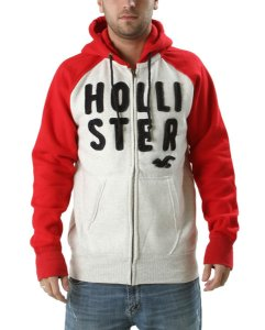 Moletom Hollister