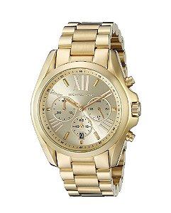 Relógio Feminino Michael Kors Modelo MK5605 -  A prova d' água
