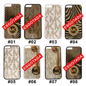 Case Capa Capinha Mk - Michael Kors - Iphone 6/6s