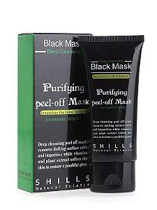 Máscara Preta Removedora De Cravos Black Mask Shills 50ML