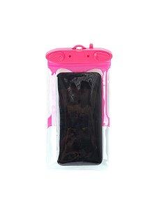 Bolsa Case A Prova D'água Rosa