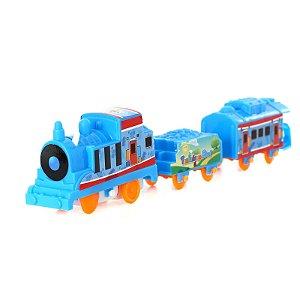 Trenzinho Azul
