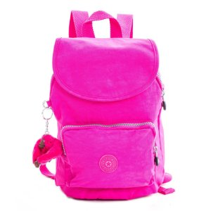 Mochila Kipling De Passeio Cayenne Pink