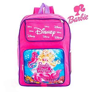 Mochila Infantil Escolar de Costas Barbie