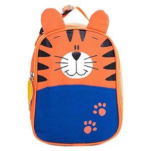 Lancheira Infantil Tigre Skip Zoo Hop Bichinhos