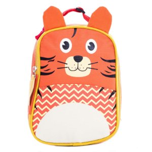 Lancheira Infantil Skip Zoo Hop Bichinhos Tigre