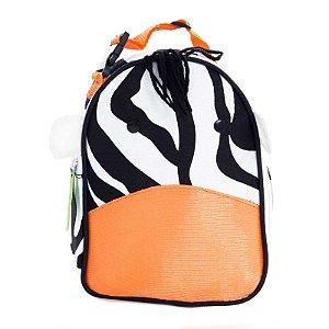 Lancheira Infantil Skip Zoo Hop Bichinhos Zebra