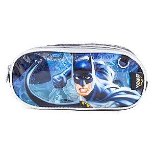 Estojo Infantil Escolar Batman