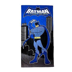 Toalha De Banho Batman Felpuda Infantil Personagens