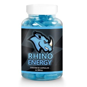 Rhino Energy Viagra Natural 500mg - 90 Cápsulas