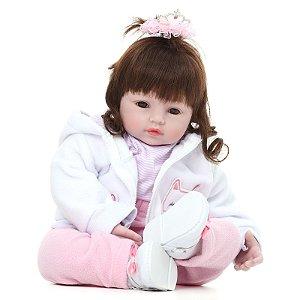 Bebe Reborn Kaydora Boneca Julia