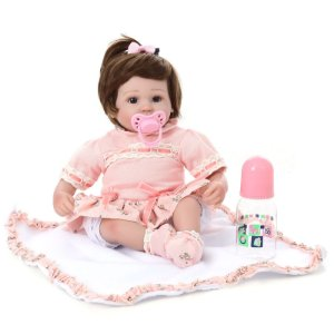 Bebe Reborn Kaydora Boneca Melissa
