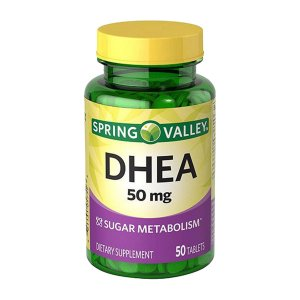 Dhea 50 Mg Spring Valley® 50 Tablets