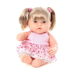 Boneca Tipo Bebe Reborn Beatriz