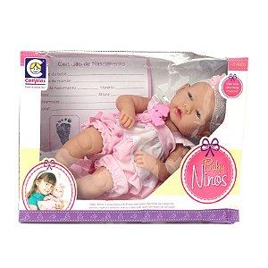 Boneca Baby Ninos - Cotiplás