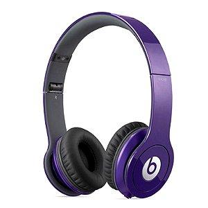 Fone de ouvido Beats Solo2 Original c/ Fio – Roxo