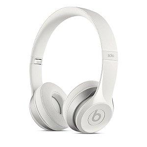 Fone de ouvido Beats Solo2 Original c/ Fio – Branco
