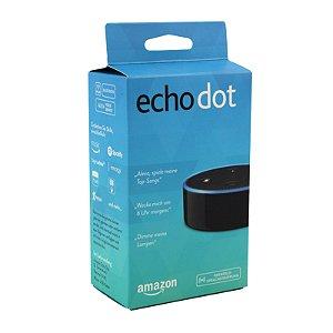 Echo Dot Amazon Alexa 2º Geração