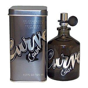 Perfume Curve Crush Masculino Eau de Cologne 125ml