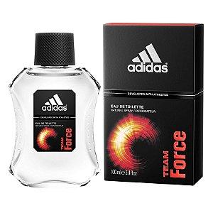 Perfume Adidas Team Force Masculino Eau De Toilette 100ml