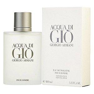 Perfume Acqua Di Gio Masculino Eau De Toilette 100ml