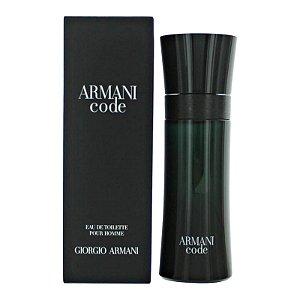 Perfume Armani Code by Giorgio Armani Masculino Eau De Toilette 75ml