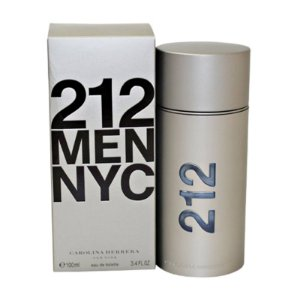 Perfume 212 Men Nyc By Carolina Herrera Masculino Eau De Toilette 100ml