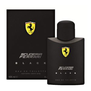 Perfume Ferrari Scuderia Black Masculino Eau De Toilette 125ml
