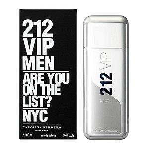 Perfume 212 Vip Men Masculino Eau De Toilette 100ml