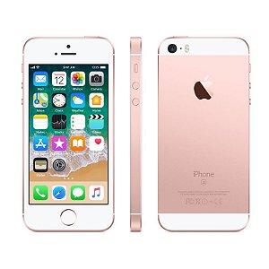 iPhone SE 16GB Usado Novissimo Original Rose - Apple