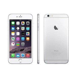 iPhone 6 Plus 16GB Usado Novissimo Original Prata - Apple